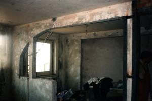 Демонтаж стены студии в Днепре
