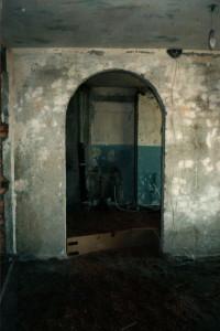 Резка арки в несущей стене