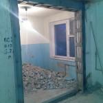 Усиление несущей стены в квартире
