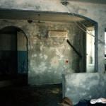 Демонтаж стены под студию